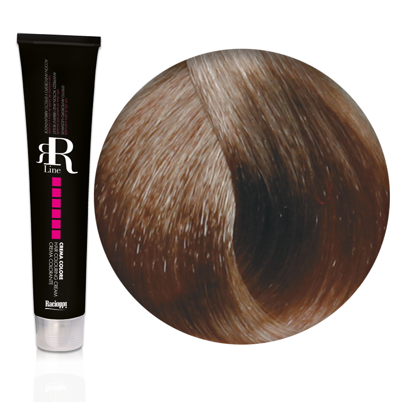 Tinta Capelli Biondo Intenso 7.00 Professionale, RR Real Star