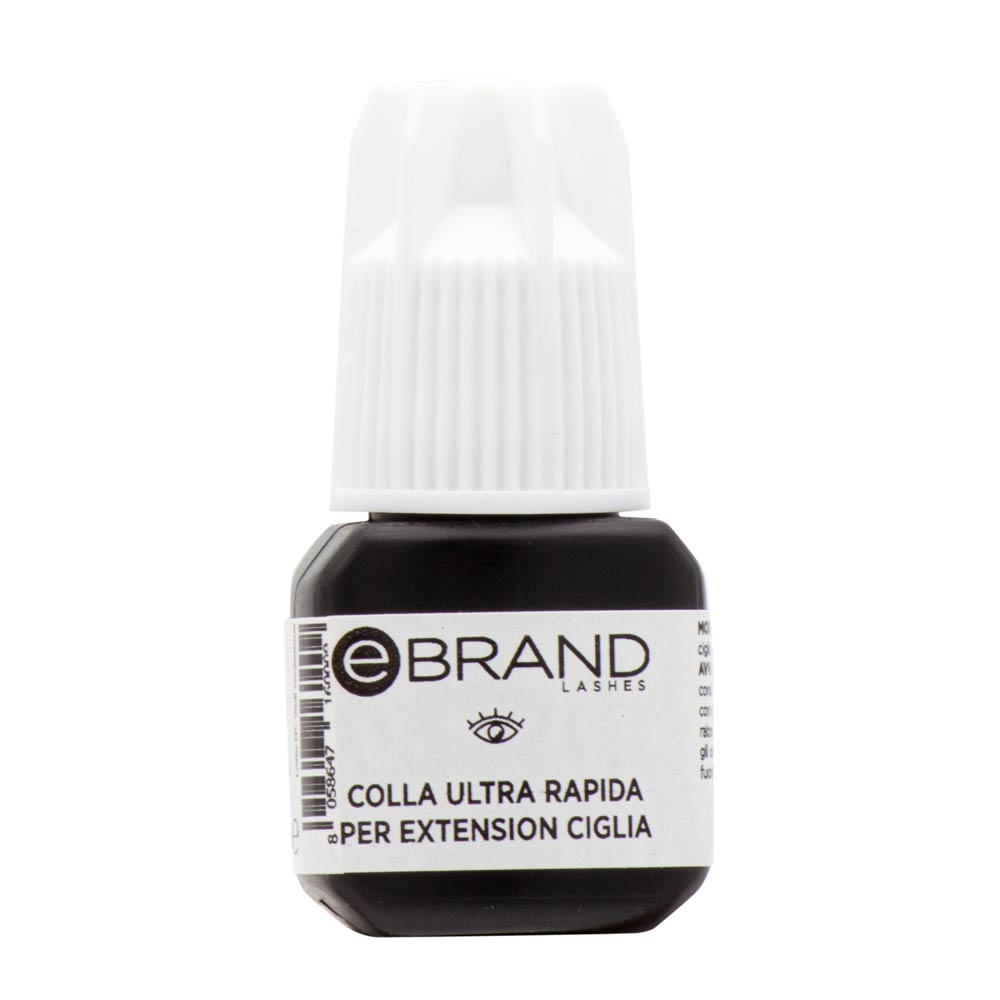 Colla Ultra Rapida Extension Ciglia, Ebrand Lashes