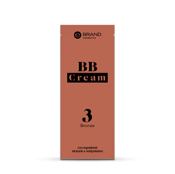 Campioncino BB Cream Bronze, Ebrand Cosmetics, ml. 3