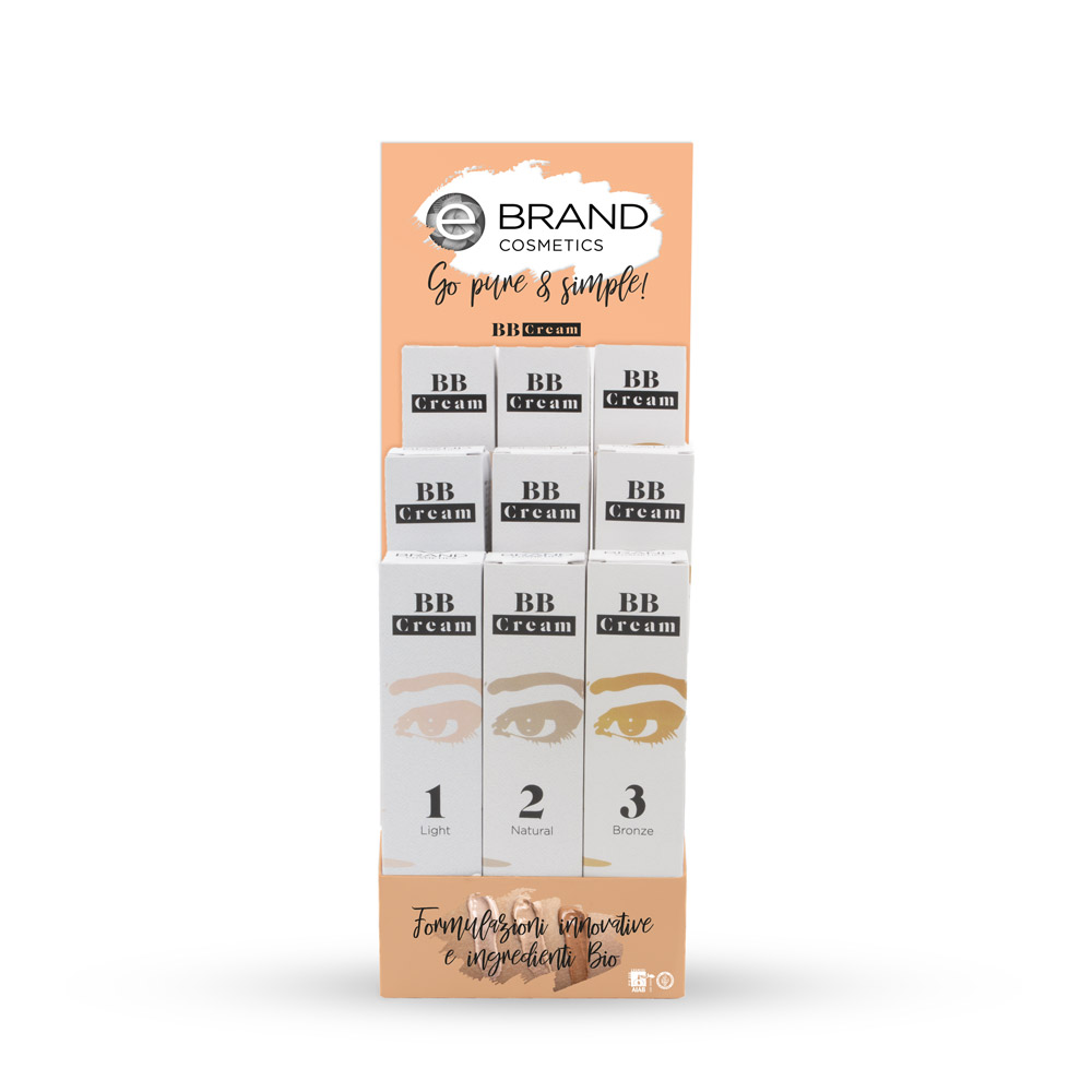 Espositore BB Cream Completo
