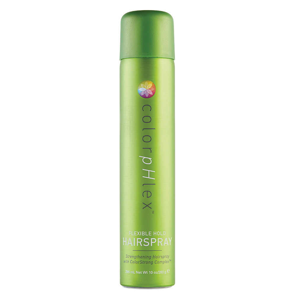 Colorphlex Flexible Hold Hairspray, Spray Fissaggio Forte, 296 ml