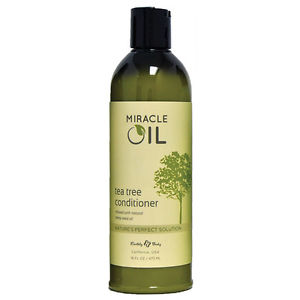 Miracle Oil Conditioner, Cute Secca, 473 ml