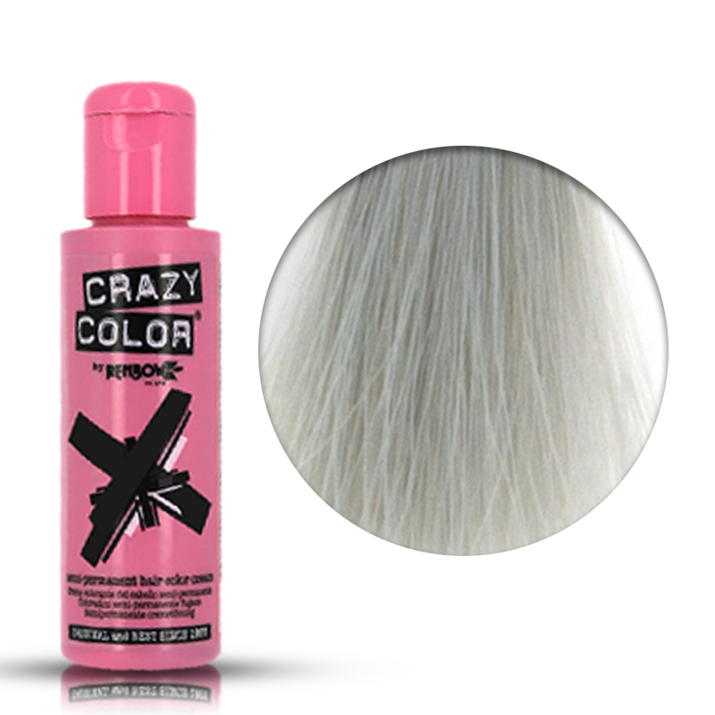 Tinta Semipermanente Grigia Crazy Color, 69 Graphite