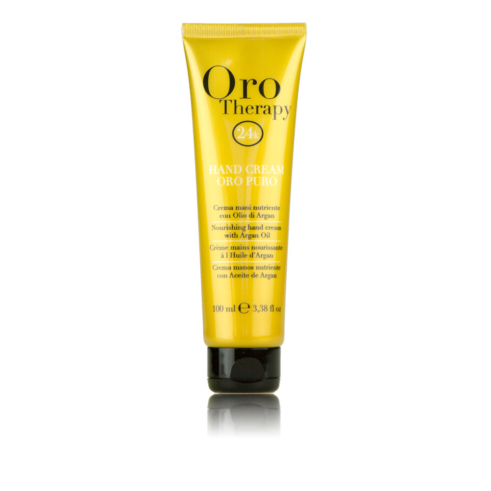 Crema Mani Nutriente Oro Therapy100 ml