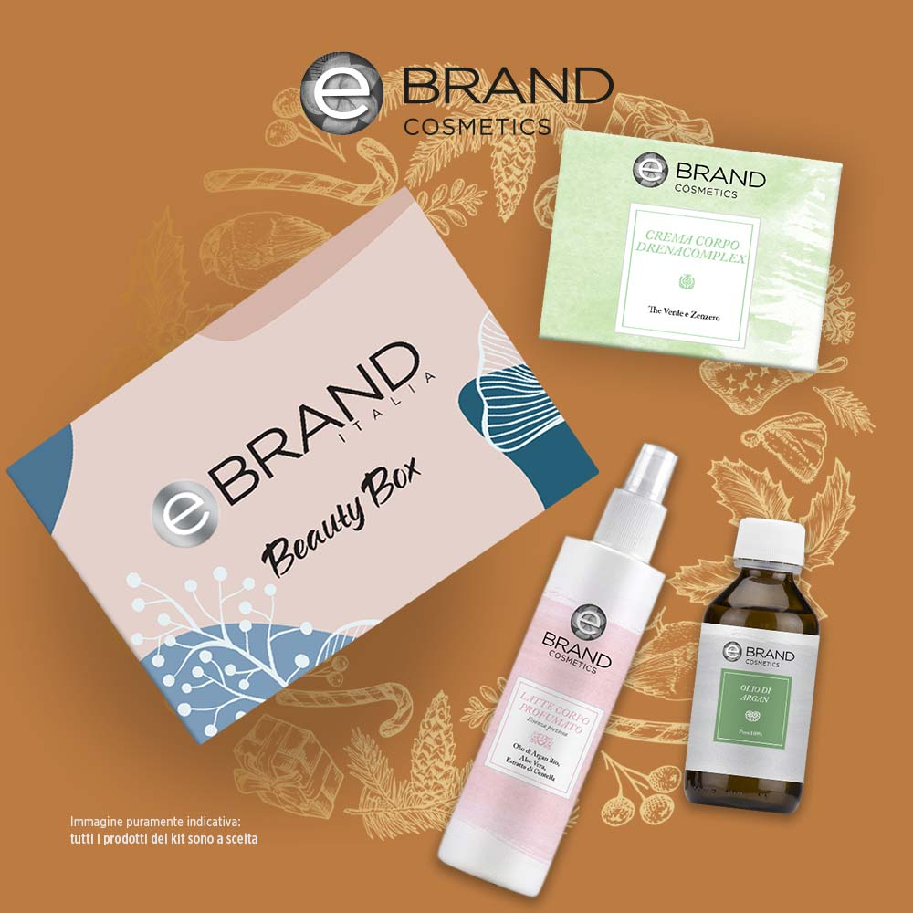 Idea Regalo Configurabile - Corpo Ebrand Cosmetics
