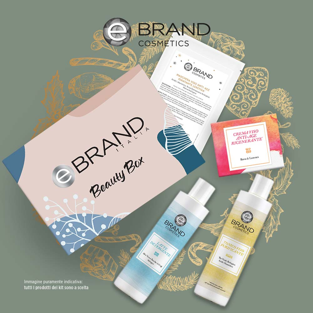Idea Regalo Configurabile - Viso Ebrand Cosmetics