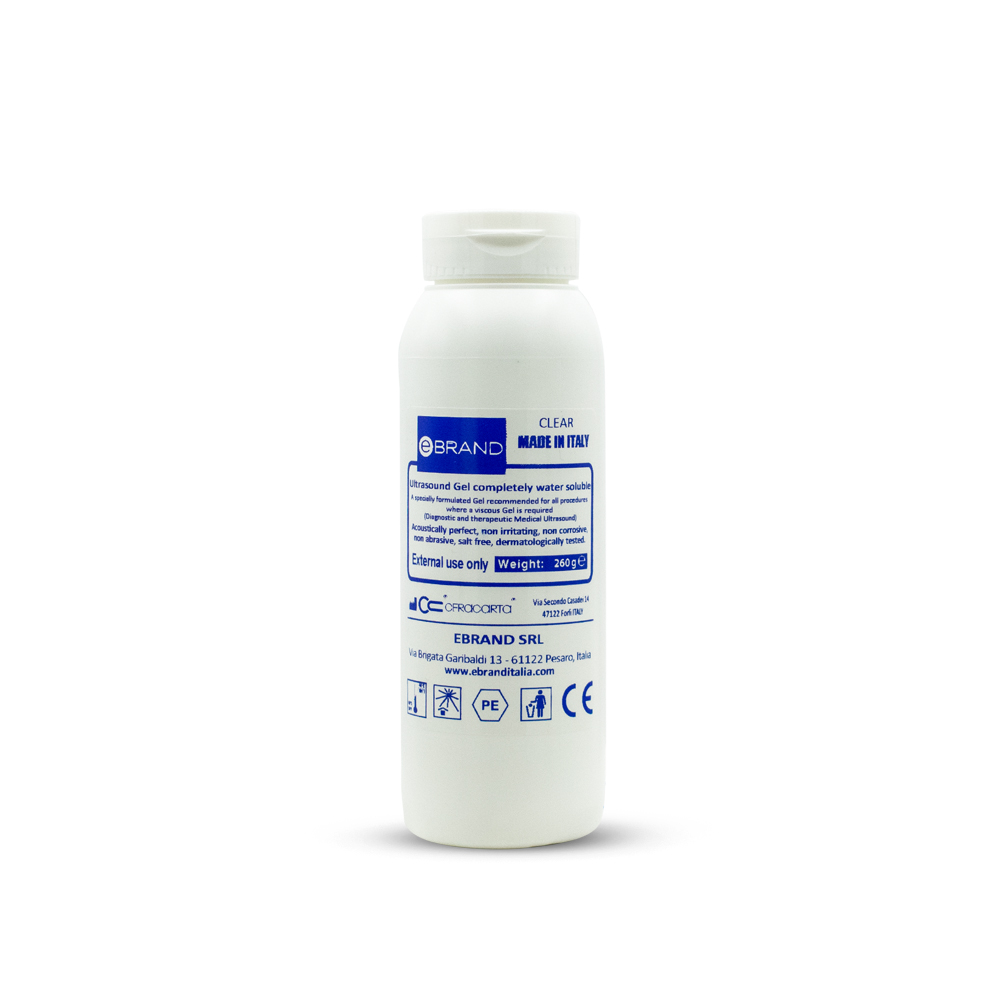 Gel conduttore per ultrasuoni Cogel Ultrasound, 250 ml