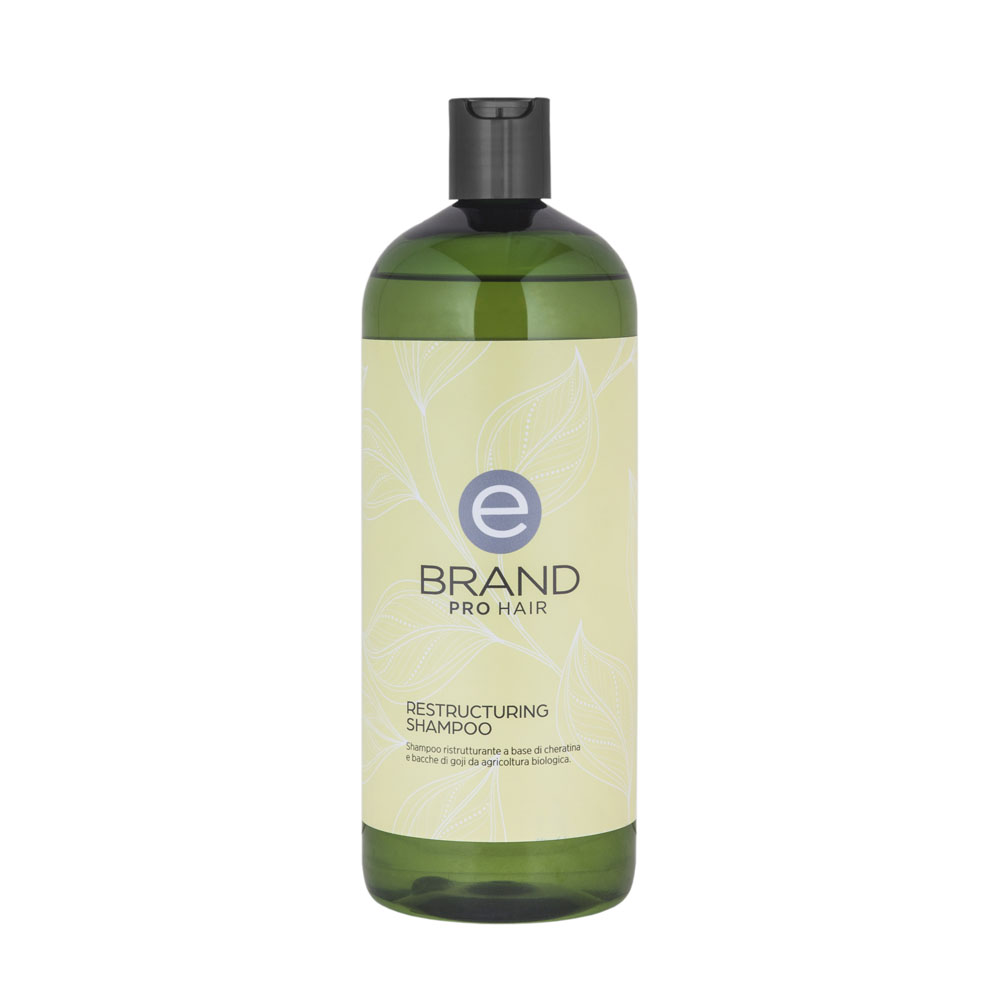 Restructuring Shampoo 1000 ml - Ebrand Pro Hair