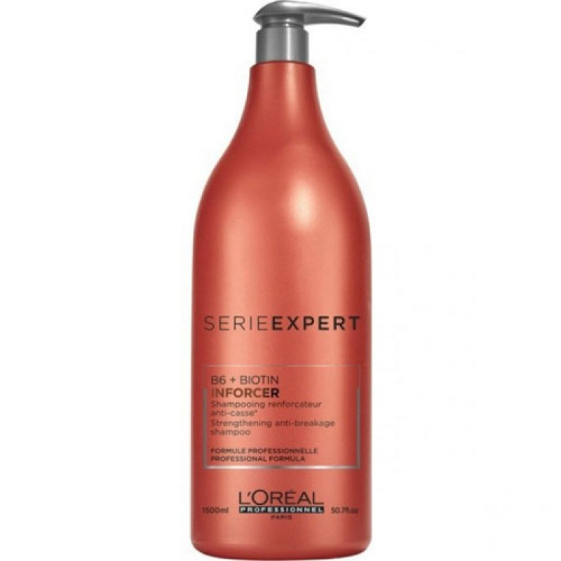 Shampoo Inforcer, L'Oreal, 1500 ml