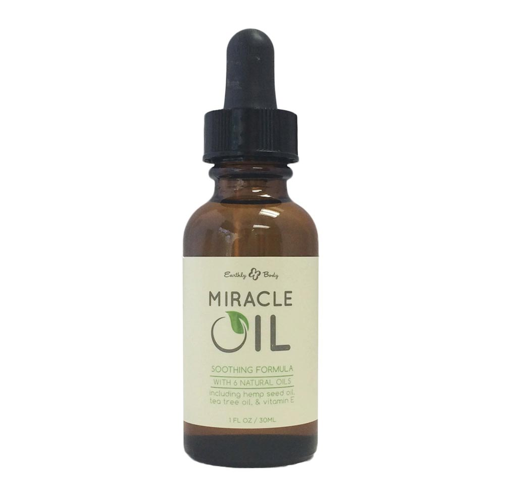 Miracle Oil, Miscela di Oli Naturali Puri, 30 ml