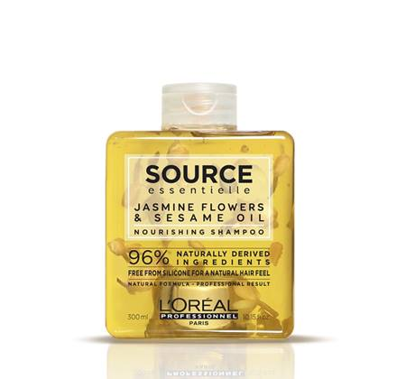 Nourishing Shampoo Source Essentielle, L'Oreal, 300 ml