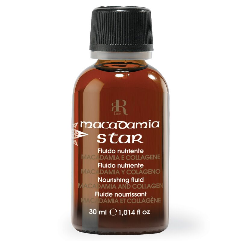 Fluido Nutriente Macadamia Star, 30 ml, RR Real Star